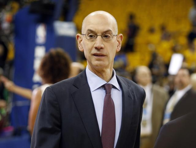 Nba News: League Sends Memo To Teams Reinforcing National Anthem Rule