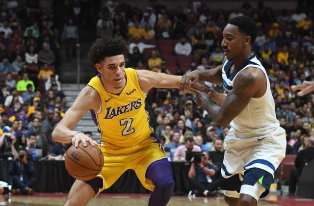 Lakers Preseason Recap: Sloppy Play, Fouls Plague L.a. In Loss To Timberwolves