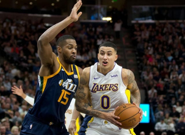 Lakers Recap: Poor Shooting, Rebounding Dooms L.a. In Loss To Jazz
