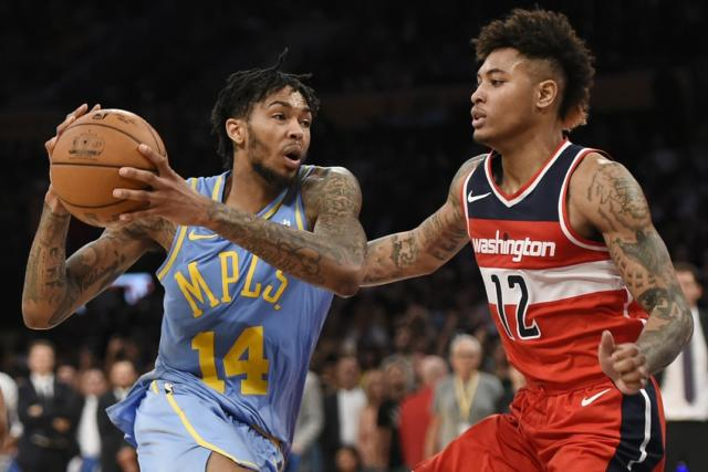 What We Learned From The Lakers Big Win Over The Wizards, Plus- Lonzo Ball Vs John Wall