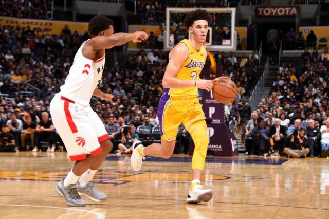 Lakers News: Lonzo Ball Says L.a. 'lost Their Intensity' Against The Raptors