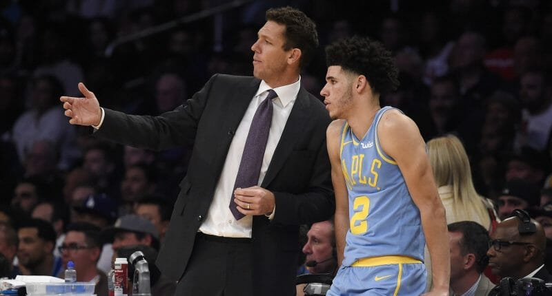 Lonzo Ball Says The Lakers Played Their Best Defense Of The Season Against The Wizards