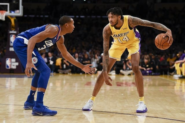 Lakers News: Brandon Ingram Said Team's Goal Was To Redeem Themselves After Opening Night Loss