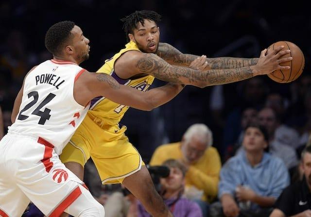 Lakers News: Luke Walton Believes Turnovers Were Biggest Problem In Loss To Raptors