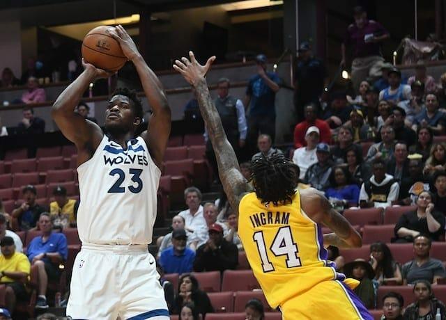 Lakers News: Brandon Ingram Believes Added Strength Helping Him On Defensive End