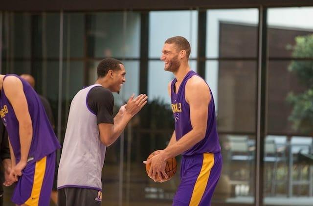Lakers Practice Notes & Videos: Injury Updates, Julius Randle's Progression
