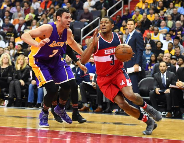 Lakers Vs. Wizards Preview: L.a. Looks To Hand Washington Its First Loss
