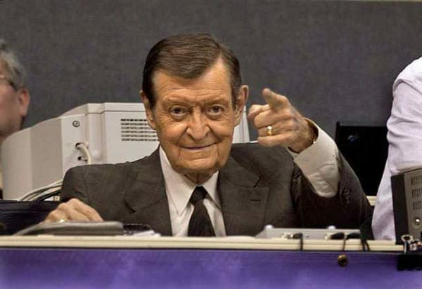 Chick Hearn, Lakers