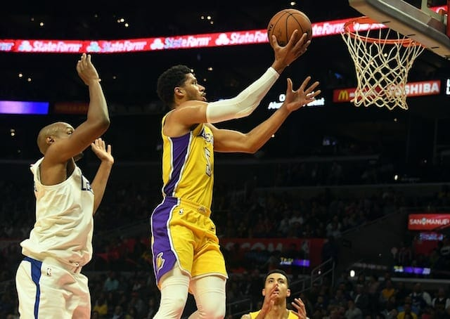Lakers Injury News: Josh Hart Suffers Left Achilles Strain In Practice