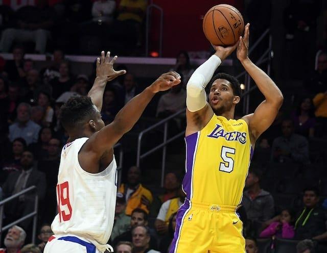 Lakers News: Luke Walton Says Josh Hart Has 'earned Some Increased Minutes'