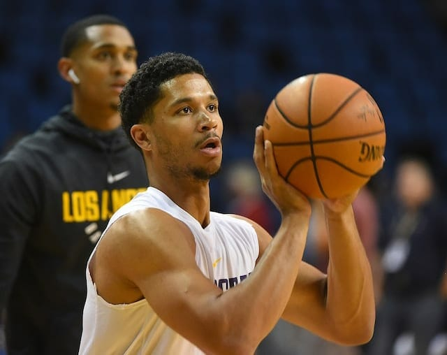 Lakers News: Luke Walton Impressed With Josh Hart After First Preseason Action