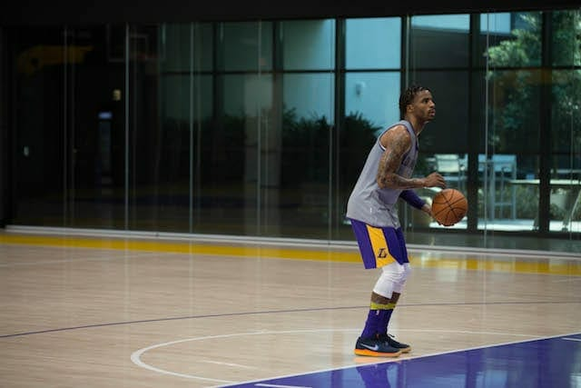 Lakers Practice Notes & Video: Lonzo Ball's First Game, Larry Nance To Start?