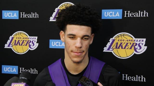 Lakers Practice Notes & Videos: Lonzo, Ingram Updates, Walton Team Meeting