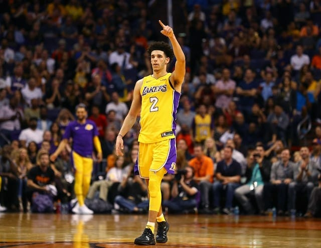 Lakers News: Lonzo Ball Says He Was 'ready To Bounce Back' After Rough Opening Night