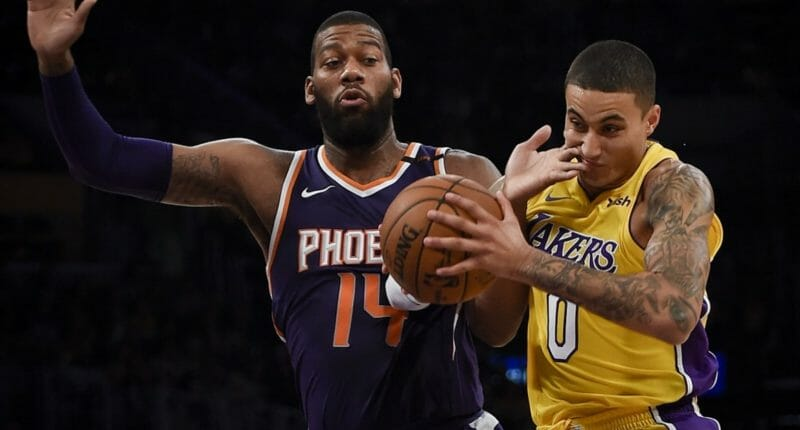 Lakers Highlights: Kyle Kuzma Scores Career-high But L.a. Falls To Suns