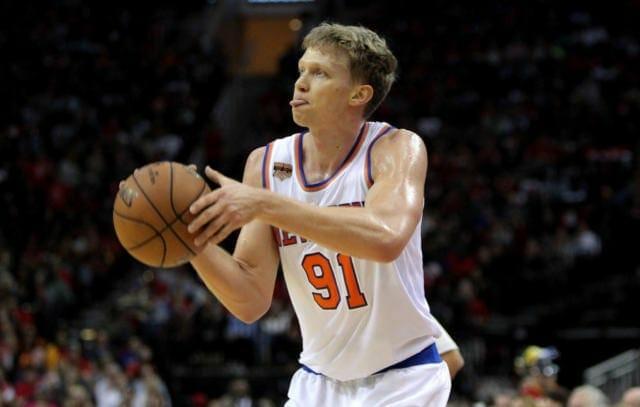 Lakers Rumors: L.a. Interested In Trade For Knicks Forward Mindaugas Kuzminskas?