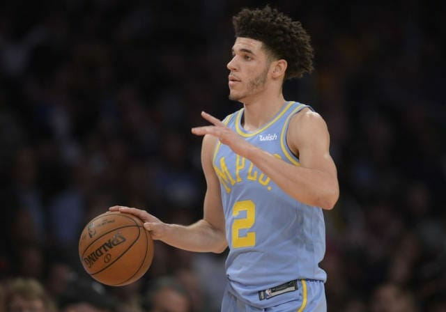 Lakers News: Luke Walton Believes Lonzo Ball Missing Shots Affected Rest Of His Game