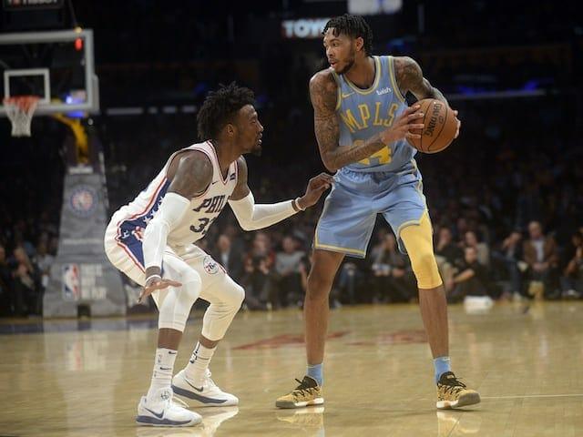 Lakers News: Luke Walton Comments On Brandon Ingram's Career Night