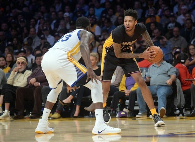 Lakers Vs. Warriors Preview: Tv Info, Projected Lineups And Key Matchups