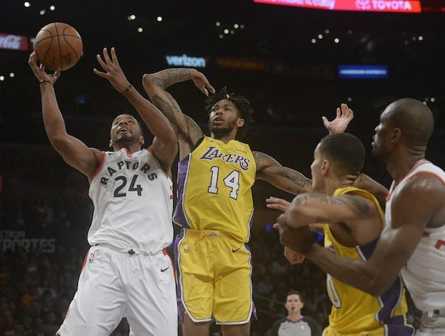 Lakers News: Brandon Ingram Comments On What's Made Defense Successful So Far