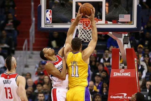 Lakers Highlights: L.a. Drops Second Game On Road Trip, Falling To Wizards 111-95