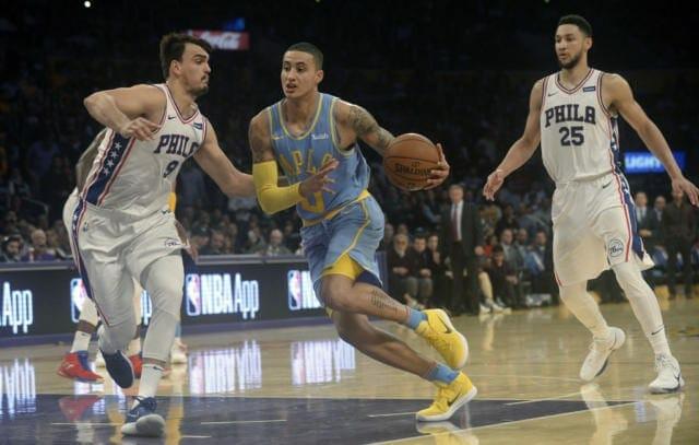 Lakers News: Sixers Coach Brett Brown Calls Brandon Ingram, Kyle Kuzma 'keepers'