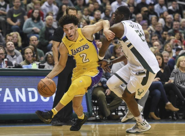 Lakers News: Lonzo Ball Didn't Care About Becoming The Youngest Player To Get A Triple-double Because L.a. Lost