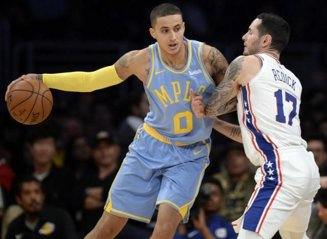Lakers News: Kyle Kuzma Gets Advice From Kobe Bryant Over Dinner