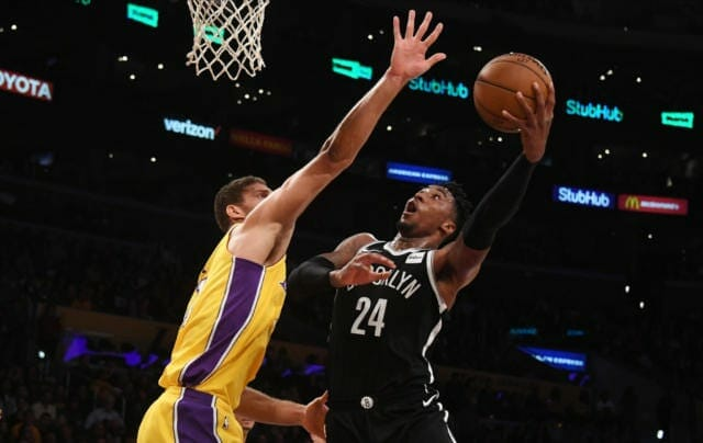 Brook Lopez Has Been The Anchor The Lakers Were Hoping For