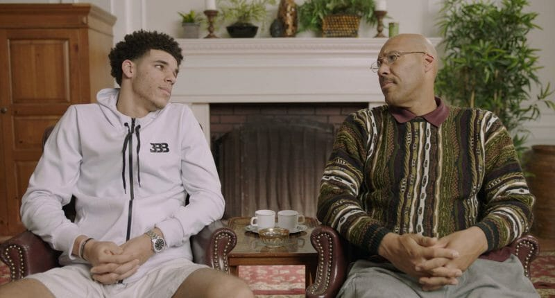 Lakers Fans To Get A Side Of Lavar And Lonzo Ball They've Never Seen Before In 'the 5th Quarter'