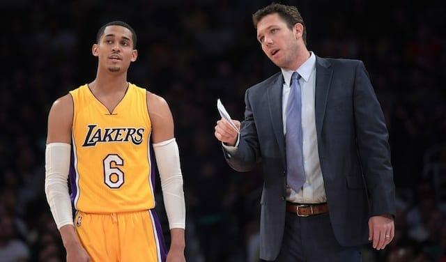 Lakers News: Jordan Clarkson Explains 'free Flowing' Offense
