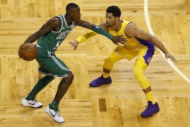 Lakers News: Luke Walton Says L.a.'s Defense Was 'terrible' Against Celtics