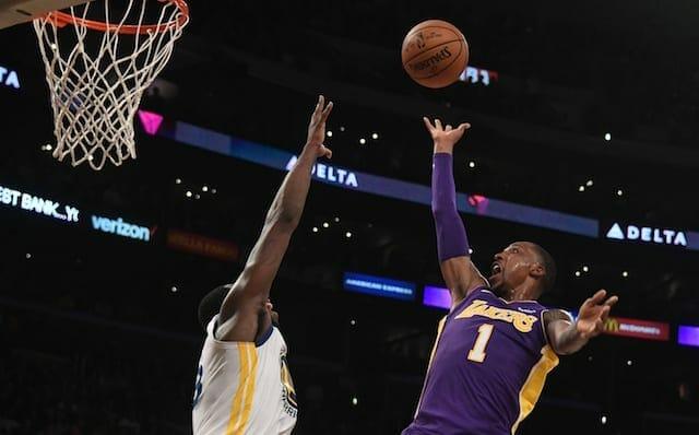Kentavious Caldwell-Pope Lakers