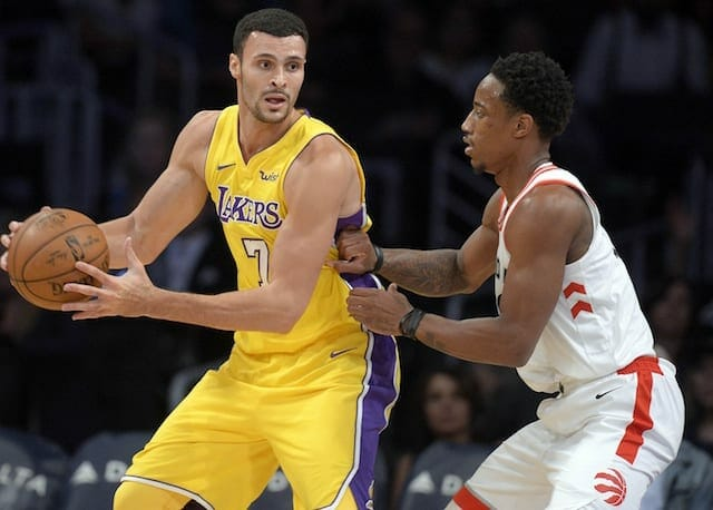 Lakers News: Larry Nance Jr. Expected To Miss 4-6 Weeks After Undergoing Surgery On Broken Hand