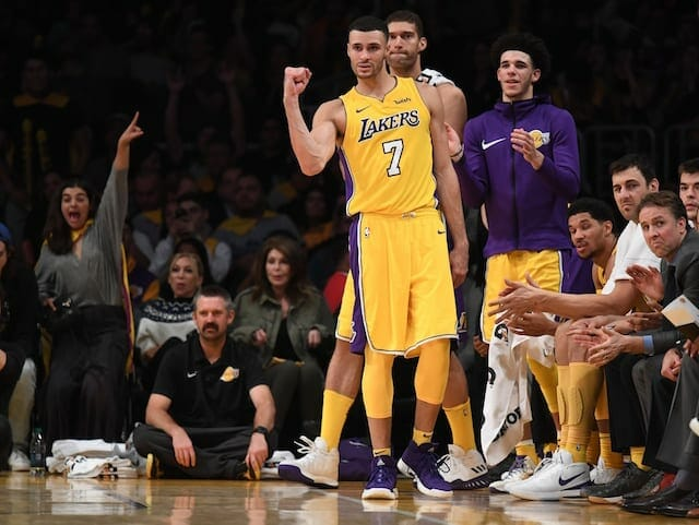 Lakers News: Larry Nance Jr. Discusses Predictions For This Season
