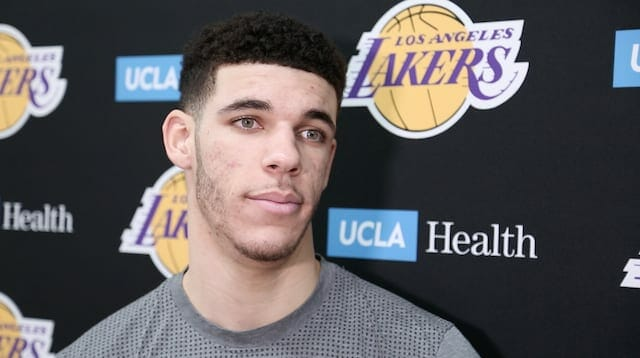 Lakers Practice Notes & Video: Lonzo Ball, Lebron James Interesting Statistic