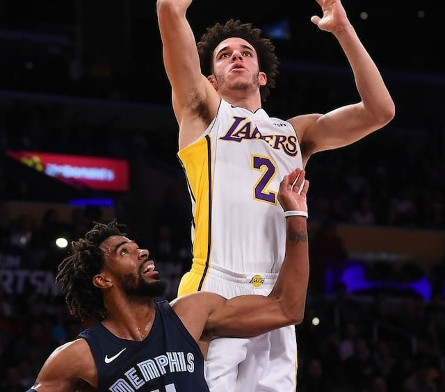 Lakers News: Mike Conley Calls Lonzo Ball 'my Kind Of Player'