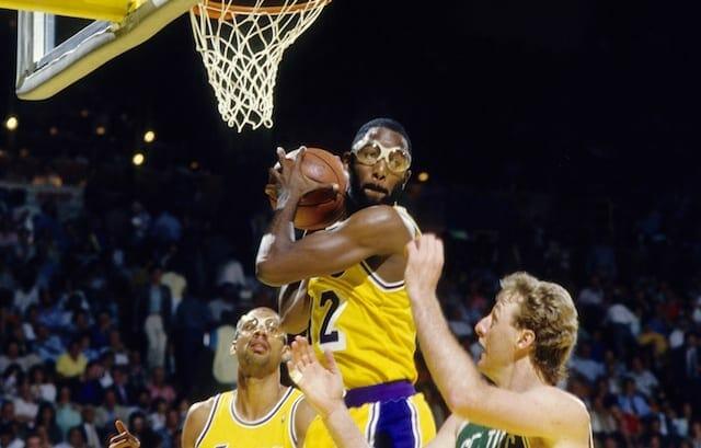 James Worthy, Los Angeles Lakers