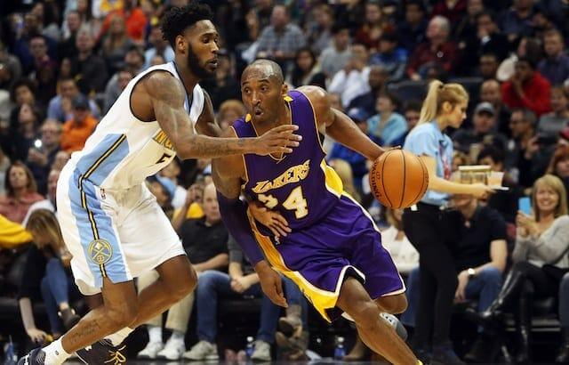 Kobe Bryant, Los Angeles Lakers, Kobe, Nuggets