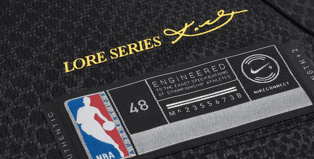 Lakers Wearing Kobe Bryant 'Black Mamba' City Edition Jersey For ...