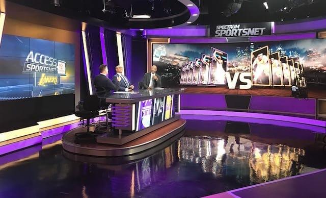 Lakers, Spectrum SportsNet