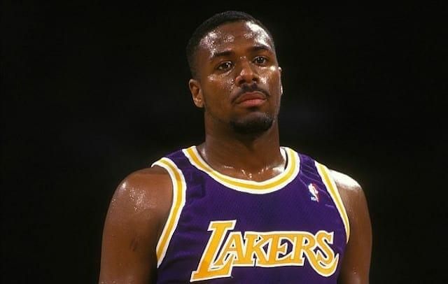 Cedric Ceballos, Lakers