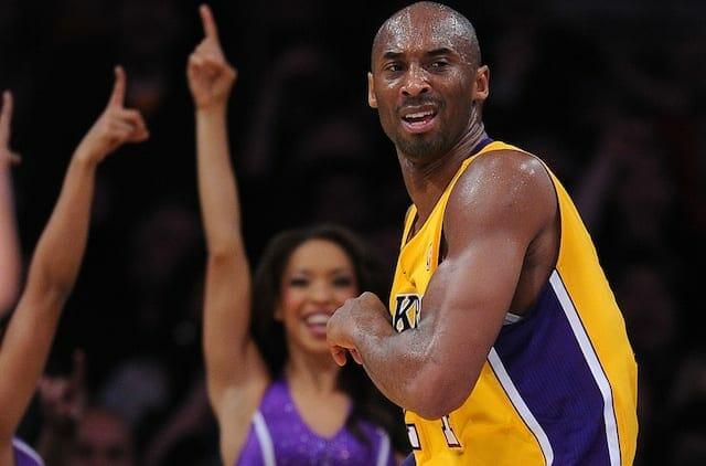 Kobe Bryant, Lakers