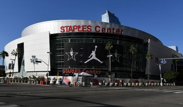 Staples Center, All-Star Game, All-Star Weekend