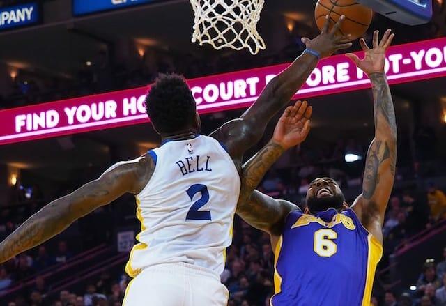 Derrick Williams, Lakers