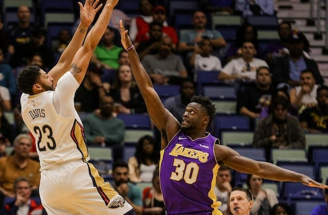 Julius Randle, Los Angeles Lakers, New Orleans Pelicans