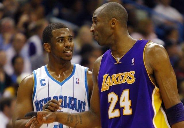 Kobe Bryant, Chris Paul, Lakers