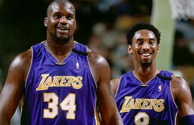 Kobe Bryant, Shaquile O'Neal, Lakers