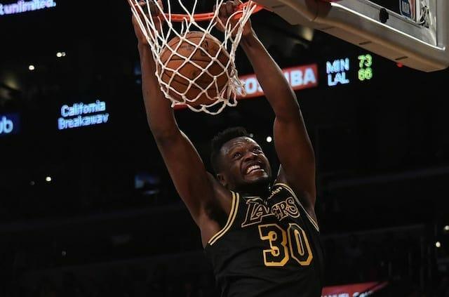 Julius Randle, Lakers, Pelicans