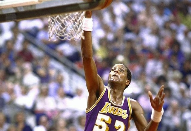 Jamaal Wilkes, Lakers